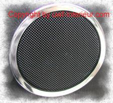 (QC) Altoparlante anelli anelli türlautsprecher ALU CROMO clic 84mm BMW e36