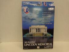 Daron #CF104H Lincoln Memorial 3D Puzzle New In Original Box
