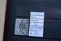 FRANCOBOLLI STAMPS N°56 OLANDA USATI ( F57865)
