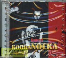 = KOBRANOCKA - KONCERT - LIVE  [niepokonani] //CD sealed