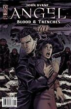 Angel Blood & Trenches #1-4 Comic Set John Byrne