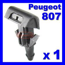 Peugeot 807 Frontal Parabrisas Arandela Boquilla De Chorro