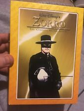 Walt Disney's Zorro The Complete Second Season Dvd