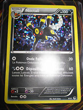 POKEMON NEUF PROMO NOCTALI 9/12 2013 MACDO HAPPY MEAL MINT HOLO FRENCH NEUVE