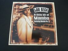 Lou Bega Mambo #5 1999 Promo LP Record Photo Flat 12x12 Poster #1