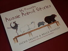 My Favourite Aussie Animal Stories Boxed Set by Jackie French, Bruce Whatley (Hardback, 2014)
