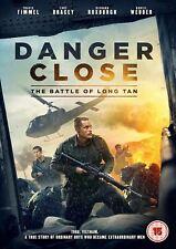 Danger Close The Battle of Long Tan [DVD] Region 2