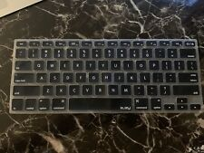 silicone keyboard cover for Macbook Air 13""