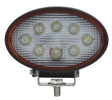 LED Scheinwerfer Arbeitsscheinwerfer Nahfeldausleuchtung E9 Prüfzeiche 24W