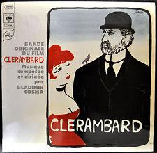 "VLADIMIR COSMA ""Clerambard"" LP Stereo CBS 63799 NM Soundtrack France Import"