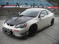 Honda Integra DC5 Acura JS Racing Style Body Kit