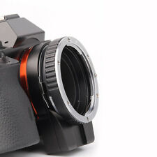 5.0 TECHART LM-EA7 Auto Focus Adapter for Leica M Lens to Sony A7II A7RII A6300