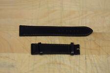 Nomos OEM Black Leather Strap 20mm