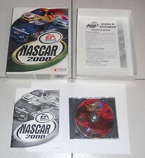 Gioco Pc Cd NASCAR 2000 EA Sports OTTIMO ITA Automobilismo No Formula 1