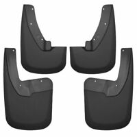 Husky Liners Front and Rear Mud Guard Set 09-17 Dodge RAM 1500//2500//3500 58176