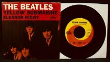 THE BEATLES-Yellow Submarine & Eleanor Rigby-Picture Sleeve & 45-CAPITOL #5715