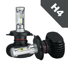 H4 9003 HB2 CSP LED Headlight Conversion Kit 240W 24000LM Lamp Bulbs Hi/Lo 6500K