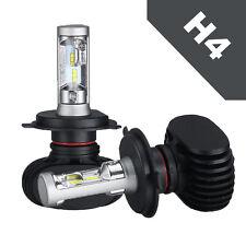 H4 9003 HB2 240W 24000LM Philips LED Headlight Bulbs Conversion Kit Hi/Lo 6500K