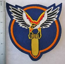 44th BOMB SQUADRON - Post WW2 Made USAAF U.S. ARMY AIR FORCE JACKET PATCH