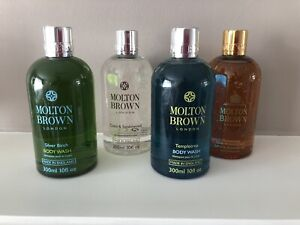 Molton Brown Body Wash and Bath and Shower Gel 300ml Brand New!