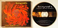 Toyah Now And Then Rare UK 1994 CD-Maxi
