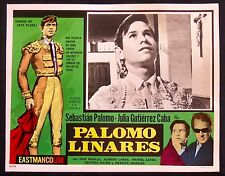 PALOMO LINARES MATADOR BULLFIGHTER LOBBY CARD PHOTO 1966