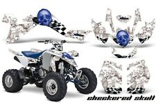 Suzuki LTZ 400 AMR Racing Graphic Kit Wrap Quad Decals ATV 2009-2012 CHKRD SKL U