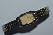 Vintage SEIKO Ladies Watch 1N01-5B69 R1 Quartz MOV'T Japan For Parts Or Repair