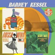 Barney Kessel: Breakfast At Tiffany's / Bossa Nova / Contemporary Latin NEW CD
