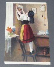 CPA 1919 GUERRE 14-18 ALSACE REDEVIENT FRANCAISE écrite en 1943