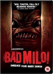 BAD MILO! [DVD]