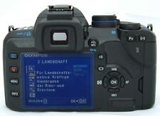 DSLR Olympus E-520 inkl. Obj.14-42+ 40-150mm Live-View+Stabi 13.057 Auslösungen!