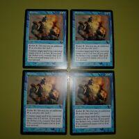 Prohibit x4 - Invasion - Magic the Gathering MTG 4x Playset