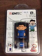 Emtec Peanuts Lucy 8GB Flash Drive USB 2.0