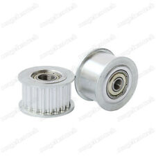 8M30T Idler Pulley 8mm Pitch W/Ball Bearing for 15/20/25/30/40mm Wide Belt