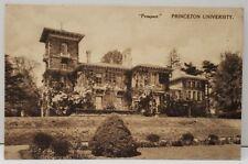 "Princeton University ""PROSPECT"" Vintage Postcard C19"