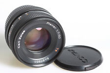 Carl Zeiss planar 1,7/50mm t * para Contax Yashica