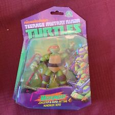 NIB Teenage Mutant Ninja Turtles TMNT Michelangelo Action Figure; Playmates; '13