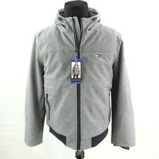 NEW Tommy Hilfiger Softshell Bomber Jacket Mens Large...