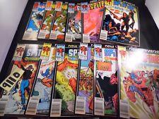 Marvel New Universe Spitfire #1 - #11 (#10 x 2)