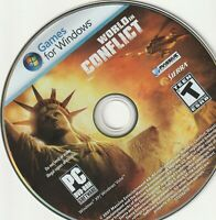 Pc Game - World In Conflict (Disk Only)