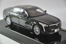 Cadillac CT6 2019 car model in scale 1:18 Grey Ash
