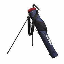 Titleist Golf Self Stand Caddy Club Case 47 inch 4-5 Clubs Men's Ajssb71-Nv Navy