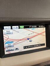 12-13 RANGE ROVER SPORT Radio Navigation GPS Display Information Screen OEM