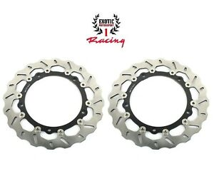 New  Front Brake Discs Rotors for BMW S1000RR 09-15 S1000R s1000XR 2014-2017