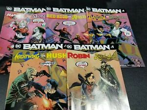 Batman: Road to the Wedding - Complete 5-Issue Series - DC