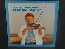 Fiddlin Tommy Cordell Florida Blues SEALED LP vinyl record