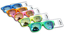 60x Sonnenbrille Sonnenbrillen Sunglasses Sunglass UV 400 bunt verspiegelt