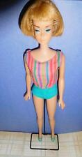 Lovely Low Color American Girl Barbie in OSS w/ Shoes & Stand