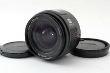Fedex [Mint] MINOLTA AF 24mm F/2.8 Wide Angle Lens Sony A From Japan 260